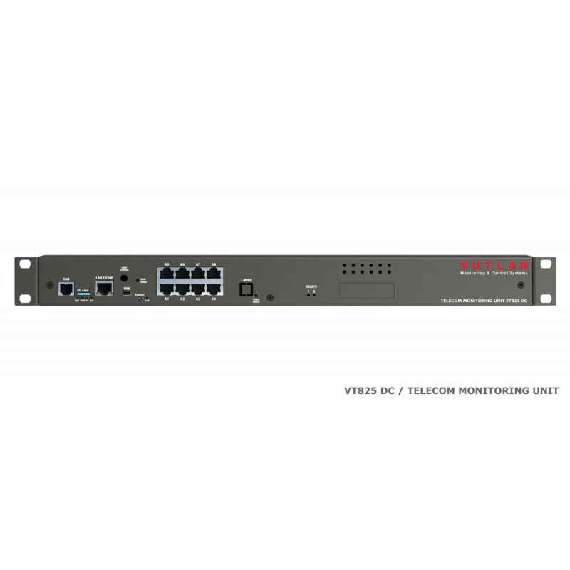 VT825 DC /  DC Güç Beslemeli İzleme Ünitesi