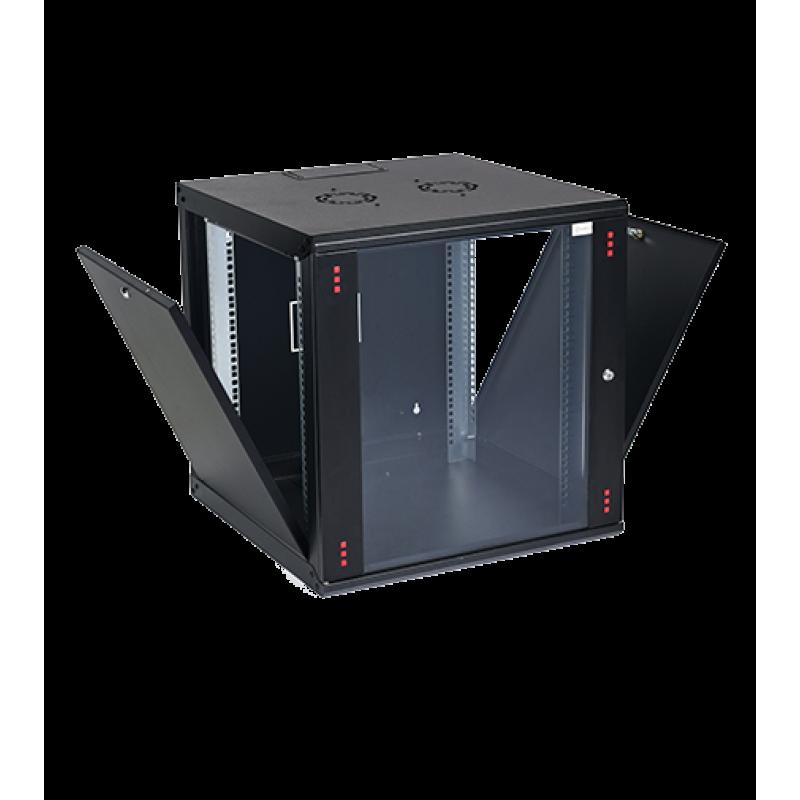 7U 600x600mm 19'' Elegant Wall Duvar Tipi Rack Kabin