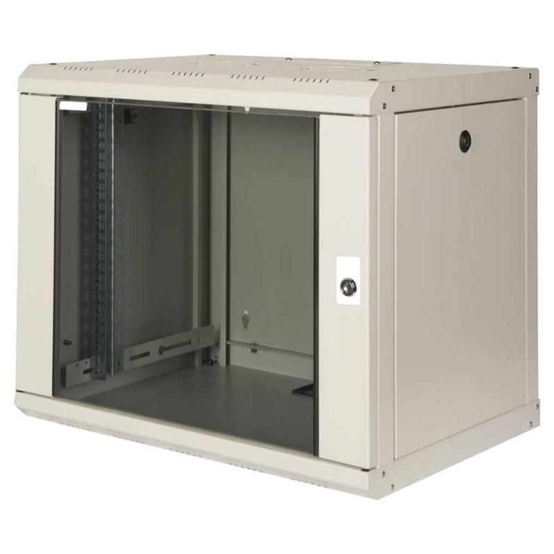 12U 19'' W600mm x D450mm Duvar tipi Kabinet