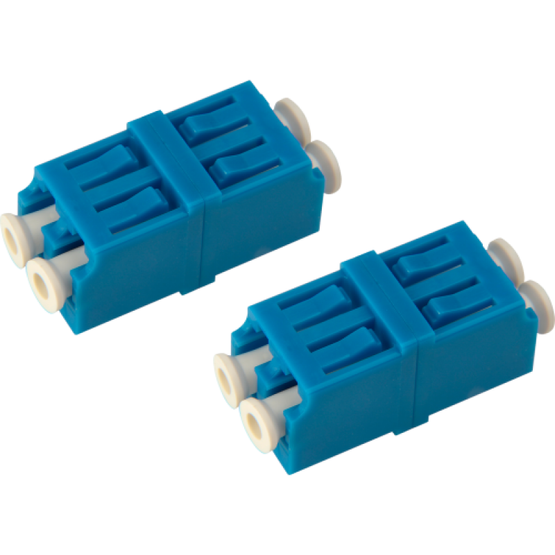 LC Duplex Single Mode Adaptor