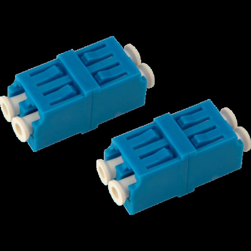LC Duplex Single Mode Adaptor