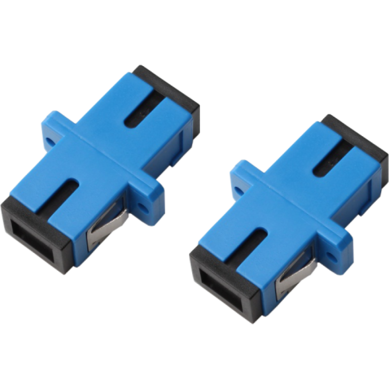 SC Simplex Single Mode 9/125 Adaptor