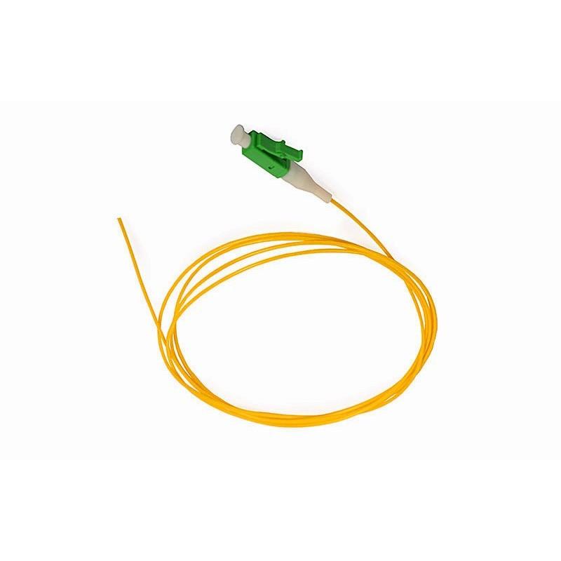 Fiber Optik Pigtail LC/APC Single Mode-3m