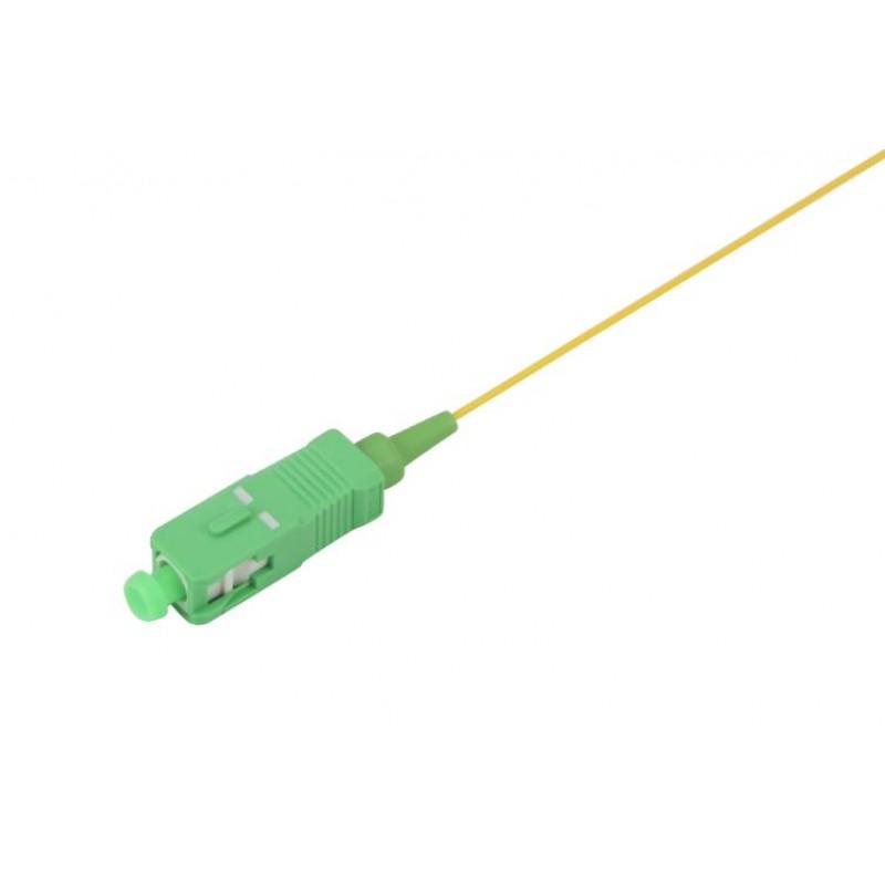 Fiber Optik Pigtail SC/APC Single Mode 9/125 DX