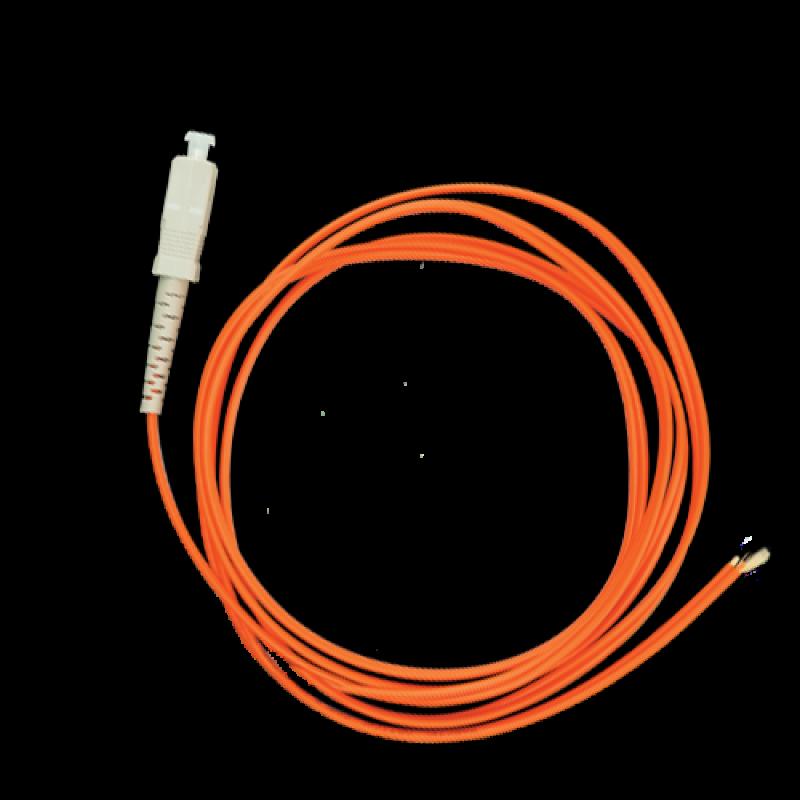 Fiber Optik Pigtail SC/PC Multi Mode 50/125-1m