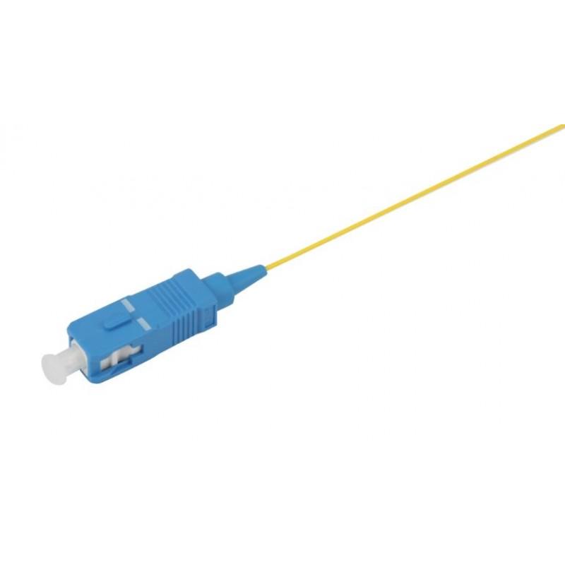 Fiber Optik Pigtail SC/PC Single Mode 9/125