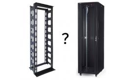 Rack Kabinet mi Açık Sistem Kabin mi?