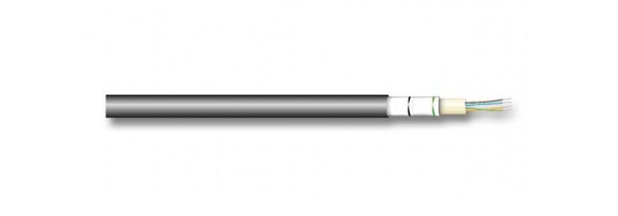 Bükülü Gevşek Tüp Harici Tip Fiber Optik Kablolar